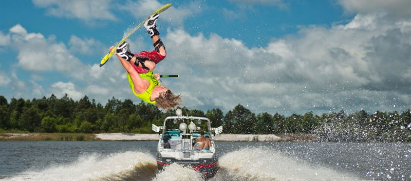 Invertido en wakeboarding